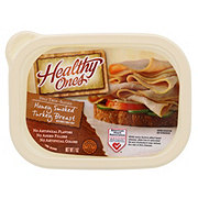 Healthy Ones Thin-Sliced Honey Smoked Turkey Breast