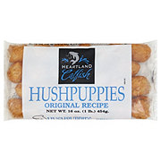 Heartland Catfish Original Recipe Hushpuppies