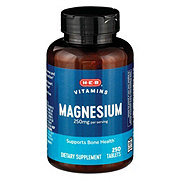 HEB Magnesium 250 mg Tablets