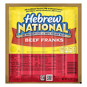 Hebrew National Kosher Beef Franks