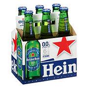 Heineken 0.0% Alcohol Free Beer 11.2 oz Bottles