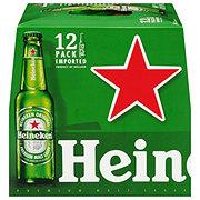 Heineken Lager Beer 12 PK Bottles