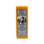 Heini's Amish Smoked Cheddar Cheese