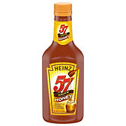 Heinz 57 Sauce with Honey