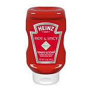 Heinz Hot & Spicy Tomato Ketchup