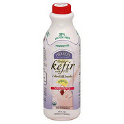 Helios Nonfat Organic Strawberry Kefir