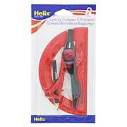 Helix Locking Compass and Protractor Set