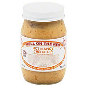 Hell On The Red Hot-N-Spicy Cheese Dip