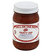 Hell On The Red Hot Party Dip