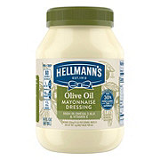 Hellmann's Mayonnaise Dressing with Olive Oil