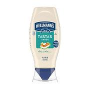 Hellmann's Tartar Sauce Squeeze Bottle Clean Lock Cap