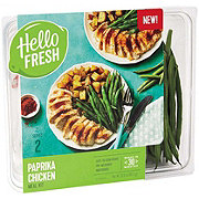 Hello Fresh Paprika Chicken Meal Kit