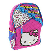 Hello Kitty Backpack with Ruffle Front