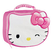 Hello Kitty Die Cut Lunch Kit