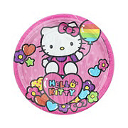 Hello Kitty Rainbow Plate