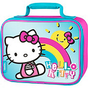 Hello Kitty Soft Lunch Kit