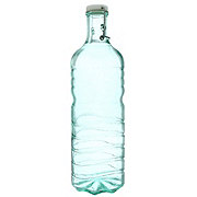 Hemiglass Spanish Glass Water Bottle