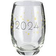 Hemisphere Trading 2019 Stemless Wine Glass