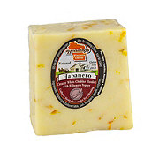 Henning's Habanero Cheddar Cheese
