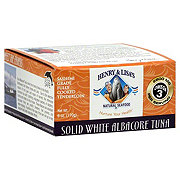Henry & Lisa's Natural Seafood Sashimi Albacore White Tuna