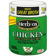 Herb Ox Chicken Flavor Bouillon Cubes