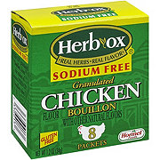 Herb Ox Sodium Free Chicken Bouillon