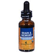 Herb Pharm Brain & Memory Herbal Supplement