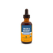 Herb Pharm Brain And Memory Nervous System Mental Clarity