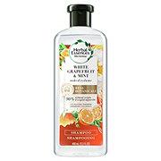 Herbal Essences Bio:Renew White Grapefruit & Mosa Mint Naked Shampoo