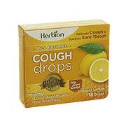 Herbion Naturals Honey Lemon Cough Drops