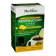 Herbion Naturals Respiratory Care Lemon Flavor Dietary Supplement