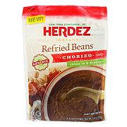 Herdez Chorizo Refried Beans