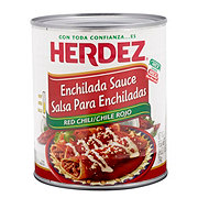 Herdez Enchilada Sauce Red Chili