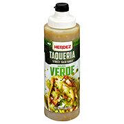 Herdez Original Verde Taqueria Street Taco Sauce