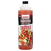 Herdez Smokey Chipotle Taqueria Street Taco Sauce