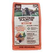 Heritage Ranch by H-E-B Grain Free Salmon & Chickpea Recipe Dry Dog Food
