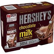 Hershey's Chocolate 2% Reduced Fat Milk