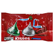 Hershey's Christmas Milk Chocolate Kisses Bag