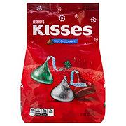 Hershey's Christmas Milk Chocolate Kisses Party Bag