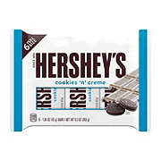 Hershey's Cookies 'n' Creme Full Size Candy Bars 6 PK