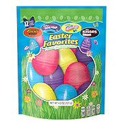 Hershey's Easter Favorites Chocolate Candy Filled Plastic Eggs