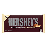 Hershey's Extra Large Milk Chocolate With Almonds Bar
