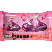 Hershey's Kisses Valentine Milk Chocolates Filled with Caramel