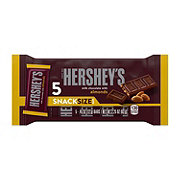 Hershey's Milk Chocolate with Almonds Snack Size Bars