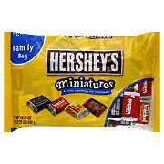Hershey's Miniatures Assorted Family Bag