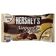 Hershey's Nugget Milk Chocolate With Almonds Classic Bag