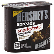 Hershey's Spreads Snacksters Chocolate Spread