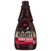Hershey's Sundae Dream Double Chocolate Syrup