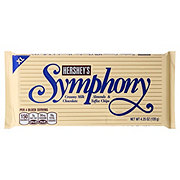 Hershey's Symphony Almonds And Toffee Chips Milk Chocolate