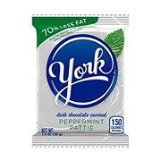 Hershey's York Dark Chocolate Covered Peppermint Pattie